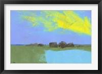 Framed Decoy Pond