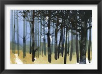 Framed Tangle Knot Wood
