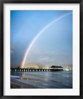 Framed Rainbows at Hanalei II
