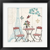 Paris Tour VI Framed Print