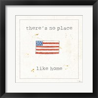 USA Cuties I Framed Print