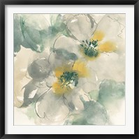 Silver Quince I Framed Print