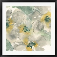 Silver Quince II Framed Print