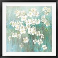 Spring Dream I Abstract Framed Print