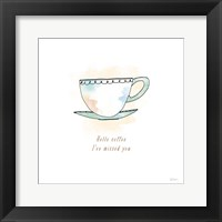 Good Brew II Framed Print