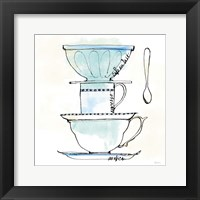 Good Brew V Framed Print