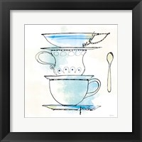 Good Brew VI Framed Print