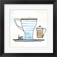 Good Brew VIII Framed Print