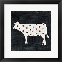 Modern Americana Farm IV Framed Print