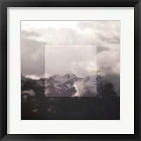 Framed Landscape IV Framed Print