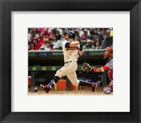 Framed Brian Dozier 2016 Action