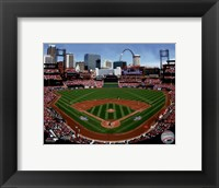 Framed Busch Stadium 2016