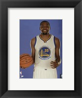 Framed Kevin Durant 2016 Posed