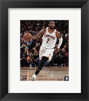 Framed Kyrie Irving Game 3 of the 2016 NBA Finals