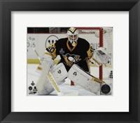 Framed Matt Murray Game 5 of the 2016 Stanley Cup Finals