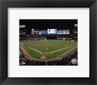 Framed Yankee Stadium 2016