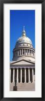 Framed West Virginia State Capitol, Charleston
