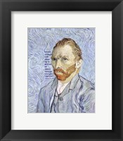 Framed Great Things -Van Gogh Quote 3