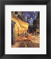 Framed Beautiful Things - Van Gogh Quote 2