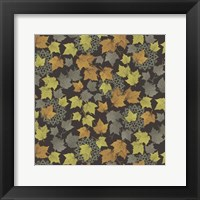 Autumn Favors II Framed Print
