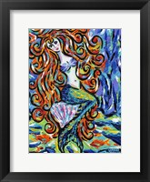 Ocean Friends III Framed Print
