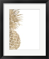 Pineapple Life V Framed Print
