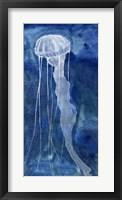 Indigo Nettle II Framed Print