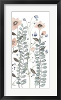 Ethereal Triptych III Framed Print
