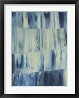 Aurora Blues II Framed Print