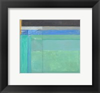 Framed Ocean Park No. 68, 1974