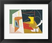 Framed Egg Beater No. 4, 1928