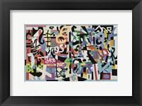 Framed Mellow Pad, 1945-1951