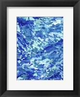 Framed Colliding Waves