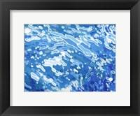 Framed Swirling Tide
