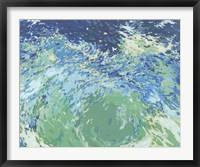 Framed Heart of the Ocean