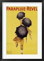 Framed Parapluie-Revel, 1922