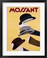 Framed Mossant, 1938
