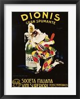 Framed Dionis, 1928