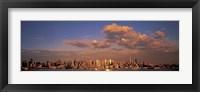 Framed Midtown Manhattan Skyline, NYC