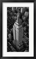 Framed Empire State Building, NYC