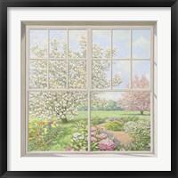 Framed Finestra sul Giardino