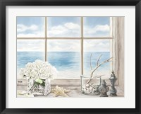 Memories of the Ocean Framed Print