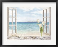 Framed Ocean View