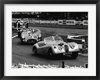 Framed International Sports Car Race, UK, 1952