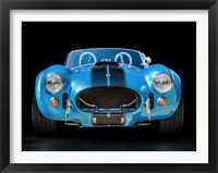 Framed Shelby Cobra