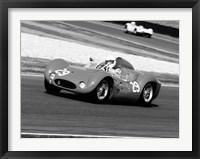 Framed Historical Race Cars 2