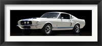 Framed Shelby GT500