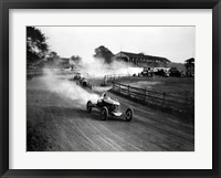 Framed Racing Automobiles