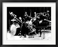 Framed King Oliver's Creole Jazz Band, 1920s