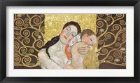 Motherhood II Framed Print